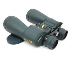 Бинокль Navigator 10-30x60 Porro (зеленый)