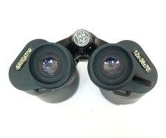 Бинокль Navigator 12-36x70 Porro (зеленый)