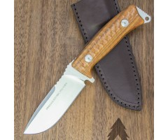 Нож складной Fox Pro-Hunter FX-131DW Ziricote Wood