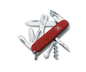 Нож складной Victorinox Climber 1.3703 (91 мм, красный)