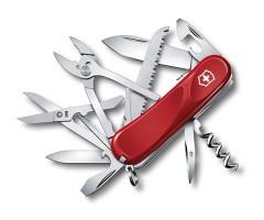 Нож складной Victorinox Evolution S52 2.3953.SE (85 мм, красный)
