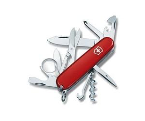 Нож складной Victorinox Explorer 1.6703 (91 мм, красный)