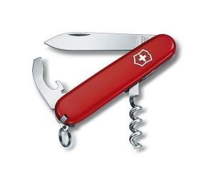 Нож складной Victorinox Waiter 0.3303 (84 мм, красный)