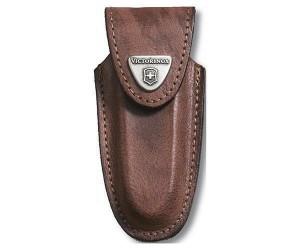 Чехол Victorinox 4.0533 (кожа, для ножей 84-91 мм, коричневый)