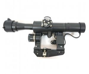 Оптический прицел ПОСП 4х24 Т (Тигр/СКС)
