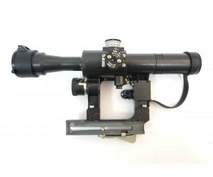 Оптический прицел ПОСП 4х24 ВМ (Вепрь/Сайга)