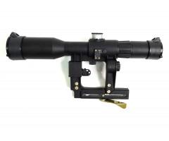 Оптический прицел ПОСП 8х42 ВД (Вепрь/Сайга, диоптр. настройка)