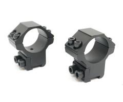 Кольца Leapers AccuShot 25,4 мм на планку 10-12 мм, средние (RGPM-25M4)