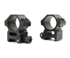 Кольца Leapers AccuShot 25,4 мм на Weaver, средние (RGWM-25M4)