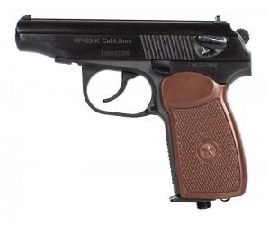 Пневматический пистолет Baikal МР-654К-28 (ПМ, Макарова)