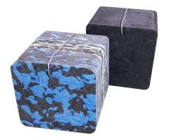 Щит-стрелоулавливатель куб 30x30x30 см