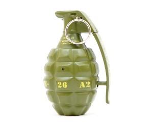 Зажигалка-граната Zhong Long E№3O