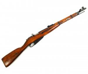 Охолощенный СХП карабин винтовки Мосина обр. 1944 г. (ВПО-923) 7,62x54