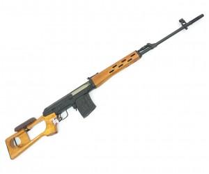 Снайперская винтовка Cyma СВД AEG, дерево (CM.057)