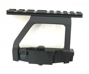 Боковая планка Cyma на AK/СВД для установки прицела (C.39)