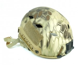 Каска Fast Helmet Kryptek Nomad