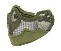 Маска защитная с ушами KV19-009 Green