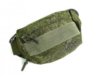 Поясная утилитарная сумка-кобура WARTECH русская цифра