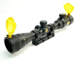 Оптический прицел Nikko Stirling Airking 2-7x32 AO, Half MD, с подсветкой
