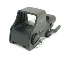 Коллиматорный прицел Sightmark Ultra Shot Plus, панорамный, 4 марки, 5 ур. (SM26008)