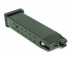 Магазин газовый WE для Glock 19/23 GBB на 19 шаров (MG-G19G)