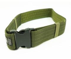 Ремень тактический Blackhawk, с застежкой фастекс (зеленый)