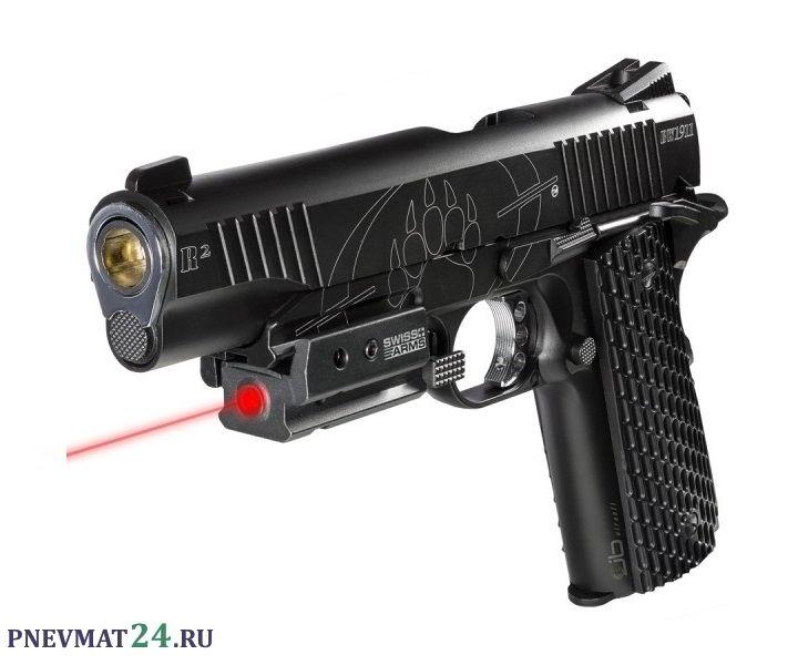 Swiss Arms BW1911 R2 первый взгляд