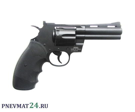 Swiss arms 357-4'' Звезда среди револьверов!