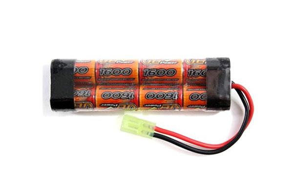 Аккумулятор iPower Ni-MH 2/3A 1600mAh 9.6V стик