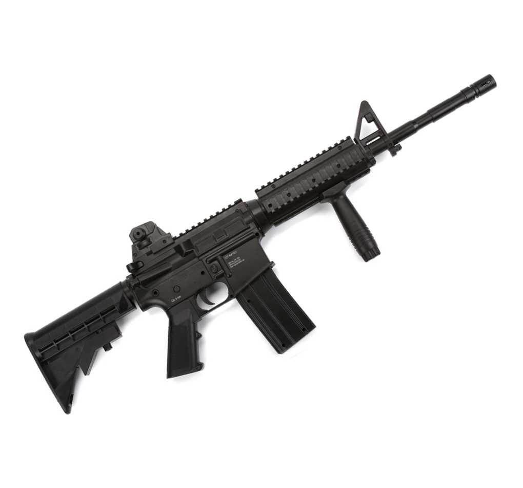 Страйкбольная винтовка Gletcher CLT M4 Soft Air