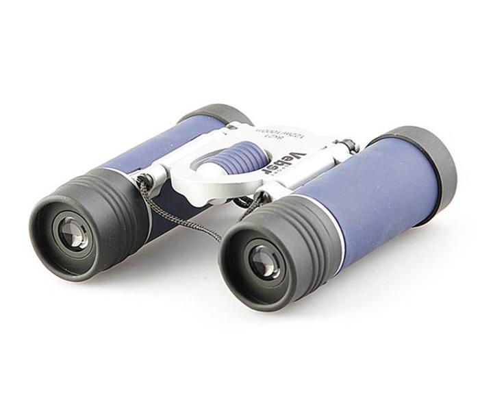Бинокль Veber Sport NEW БН 8x21 синий/серебристый