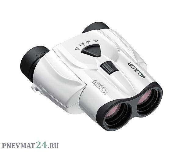 Бинокль Nikon Aculon T11 8-24x25 (белый)