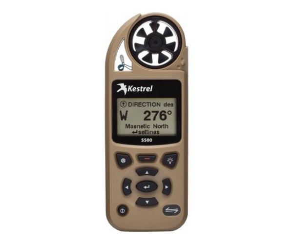 Ветромер Kestrel 5500 Tan (08550LV)