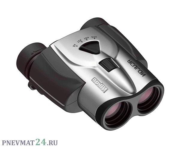 Бинокль Nikon Aculon T11 8-24x25 (серебристый)