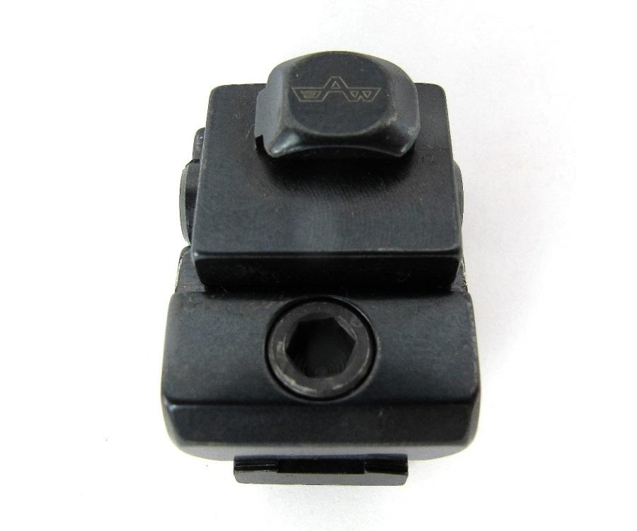 Бык задний под шину Convex Schmidt&Bender высота 10 мм