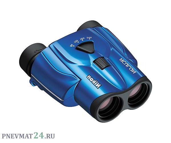 Бинокль Nikon Aculon T11 8-24x25 (синий)