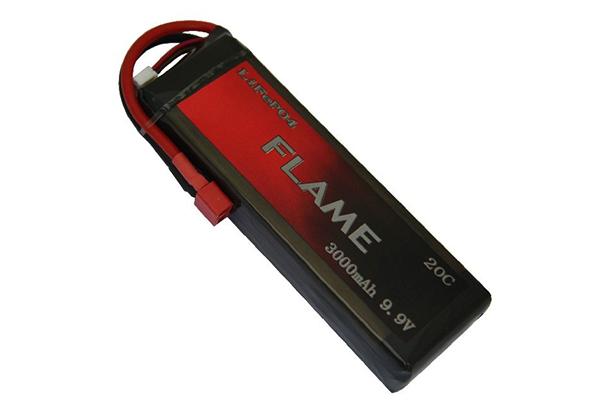 Аккумулятор Flame LiFe 3000H20C 9.9V стик