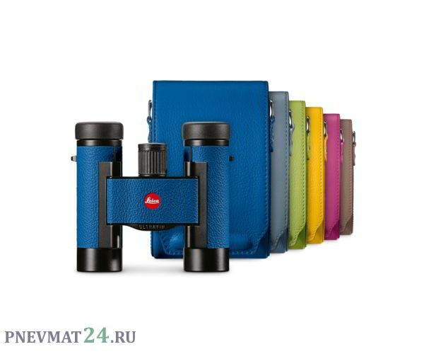 Бинокль Leica Ultravid 8x20 Colorline, capri-blue