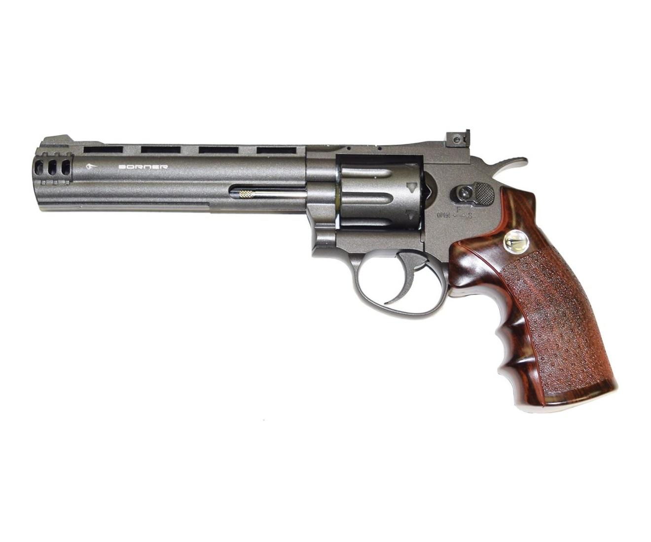 Пневматический револьвер Borner Sport 704 (6