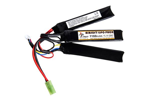Аккумулятор iPower Li-po 3600H трехлепестковый