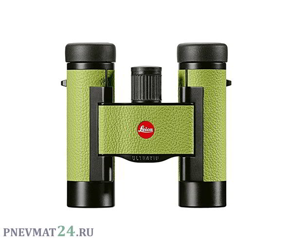 Бинокль Leica Ultravid 8x20 Colorline, apple-green