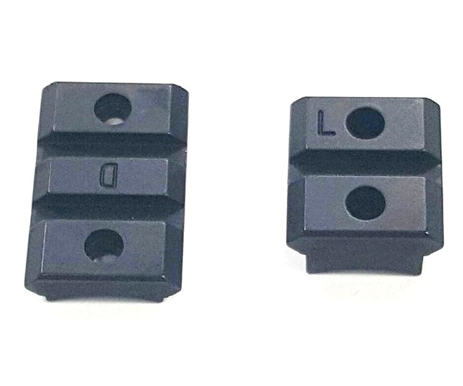 Mauser K98 раздельные основания Weaver