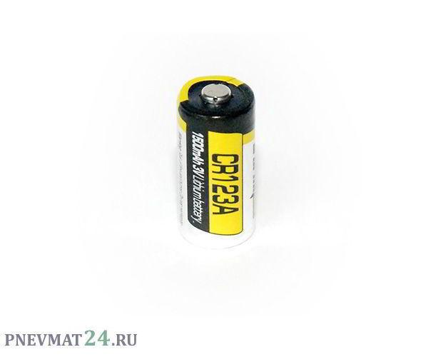 Батарея Armytek CR123A lithium battery 1500 mAh