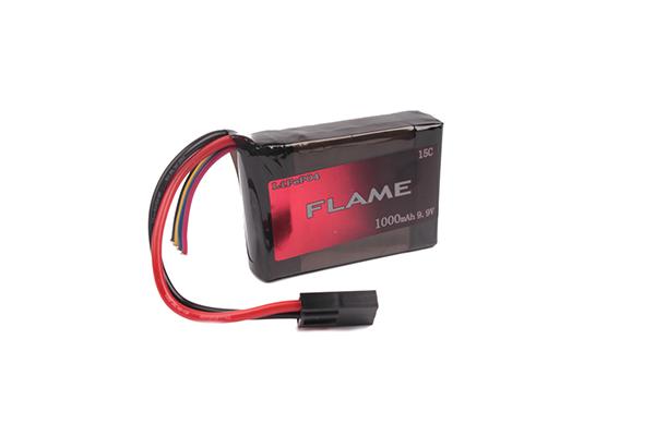 Аккумулятор Flame LiFePO4 1000H15C 9.9V