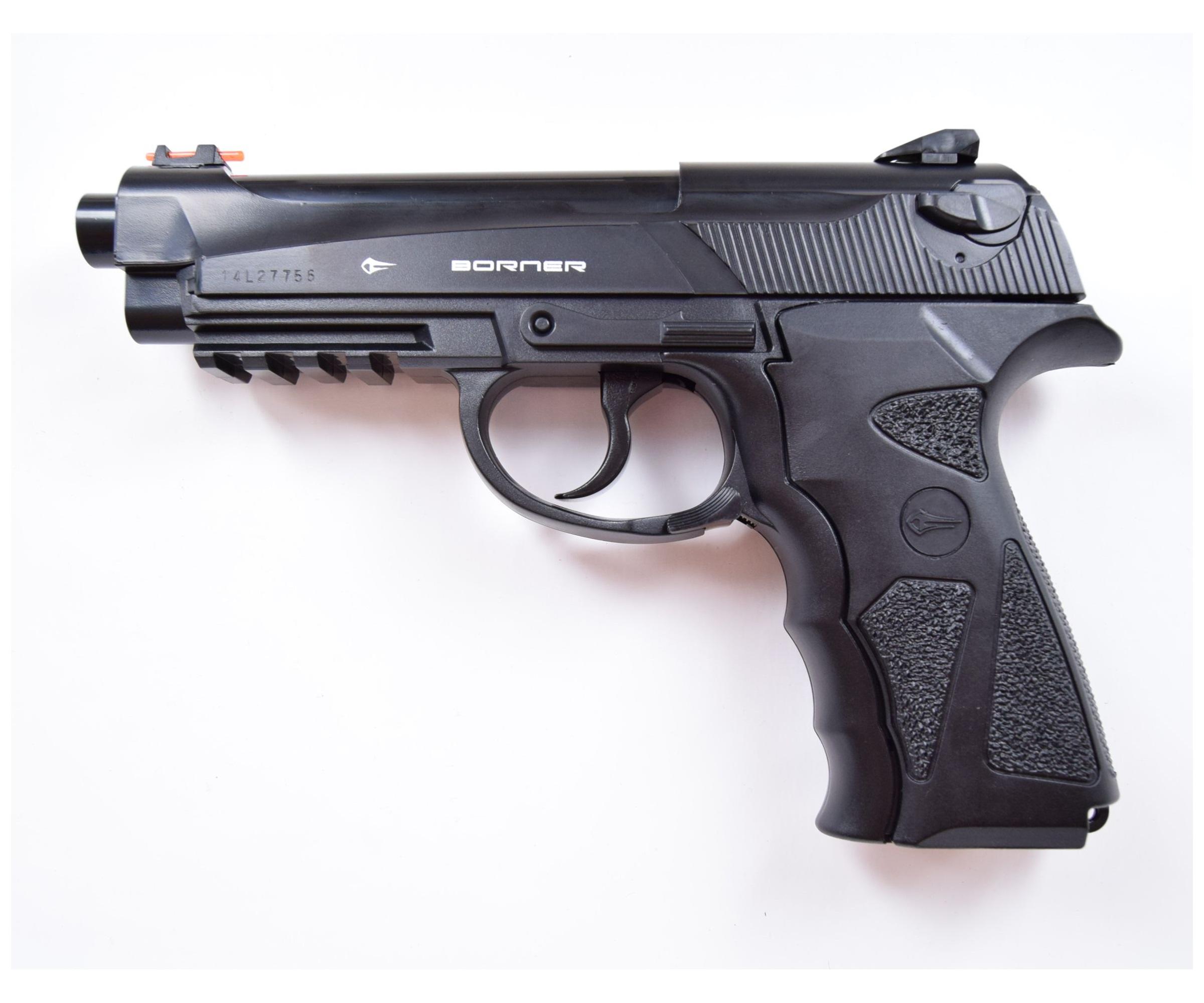 Пневматический пистолет Borner Sport 306 (Beretta) купить! Цена в Москве, СПБ