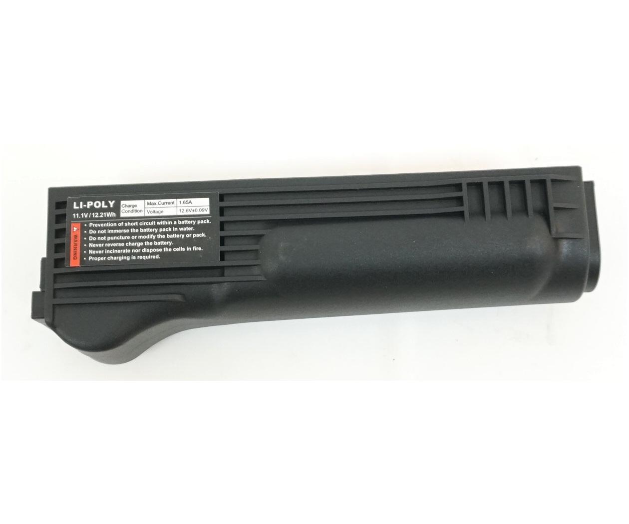 Аккумулятор G&G Li-po 1100 mAh 11.1V для АК-серии, пластик. цевье (G-11-095)