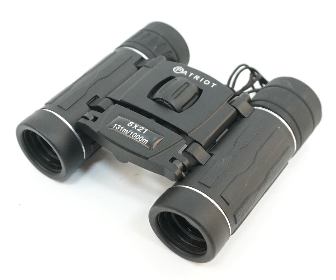 Бинокль Patriot Safari 8x21