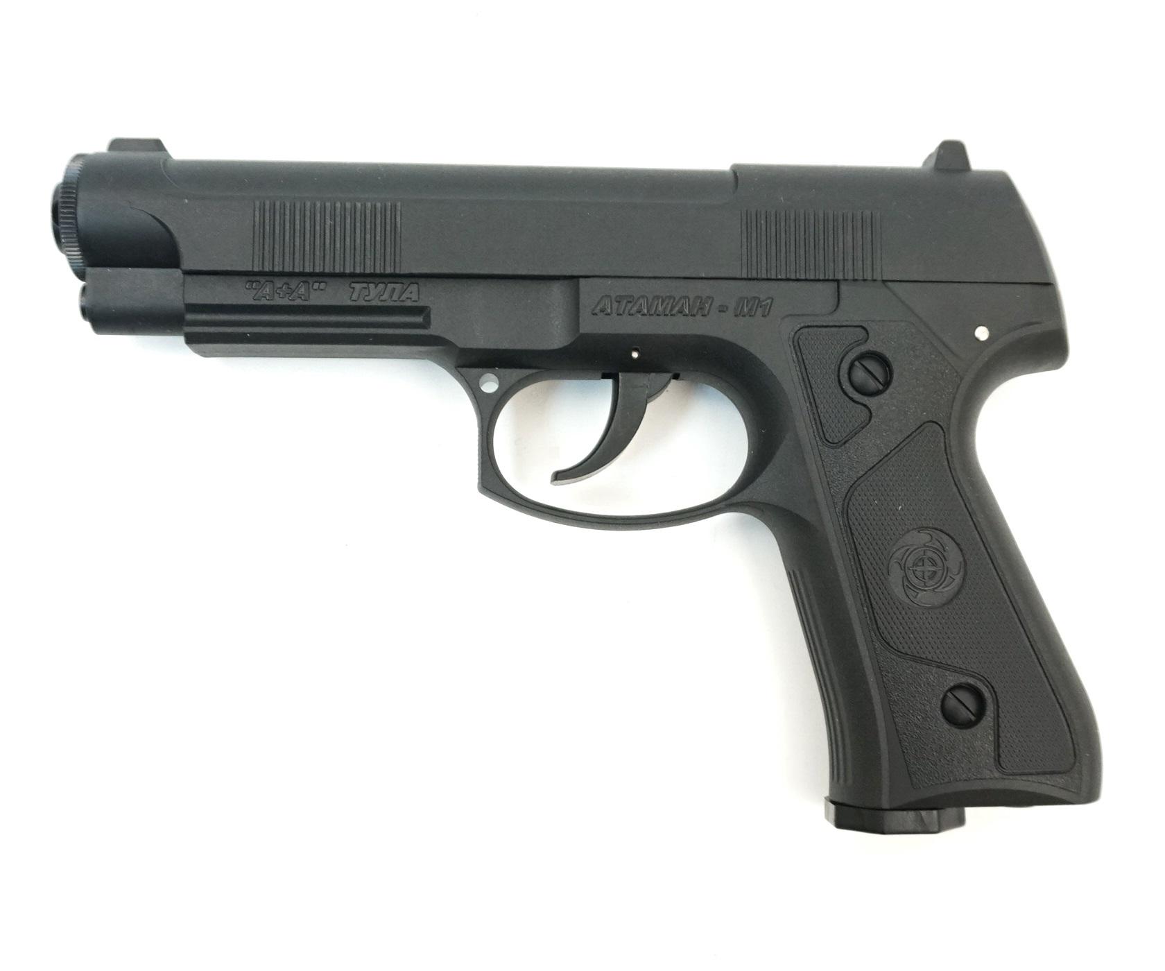 Пневматический пистолет «Атаман-М1-У» купить! Цена в Москве, СПБ