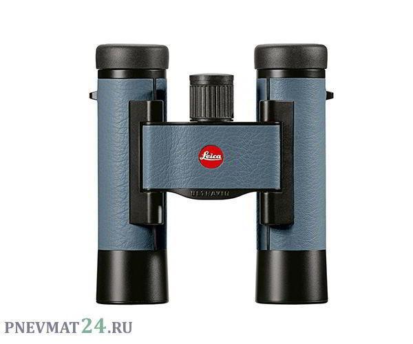 Бинокль Leica Ultravid 10x25 Colorline, pigeon-blue