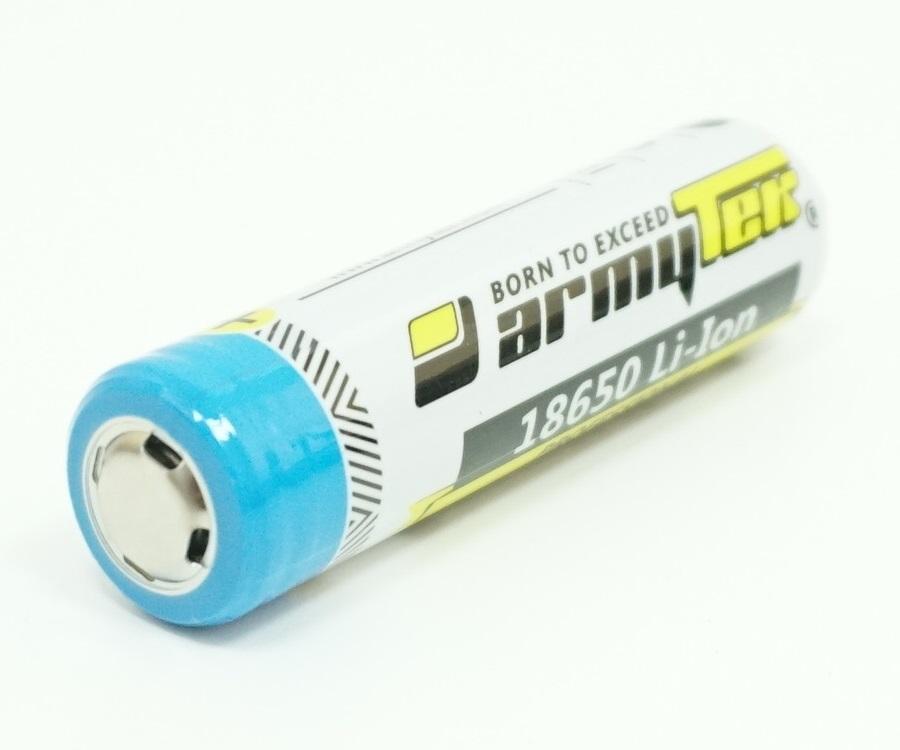 Аккумулятор Armytek 18650 Li-Ion 2800 mAh 3.7V